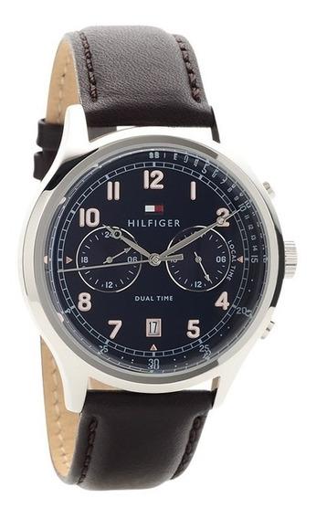 Relógio Tommy Hilfiger Masculino - 1791385 - Pulseira Couro