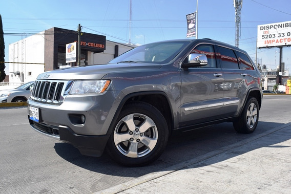 Jeep Grand Cherokee Limited V8 2012 Blindada