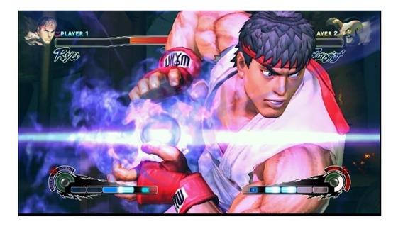 Ultra Street Fighter4 Ps3 Jogo Psn Envio Já Comprar