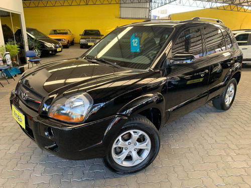 Hyundai Tucson 2.0 Mpfi Gl 16v 2wd Gasolina 4p Automático