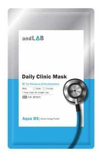 Mascarillas Coreanas Daily Clinic Mask Aqua B5 (10 Piezas)