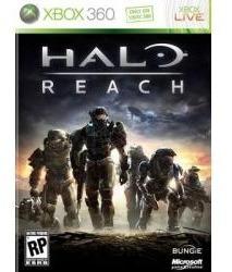 Halo Reach P/ Xbox 360 Original Frete R$14