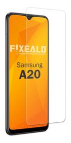 Mica Cristal Templado Samsung A60 A50 A30 A20 A10 A40 9h