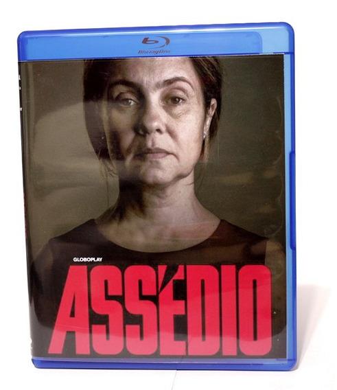 Blu-ray Série Nacional Assédio - 1ª Temporada