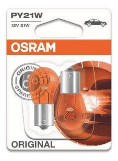 Bombillos Osram X2 Estándar P21yw 1141 12v 21w Direccional