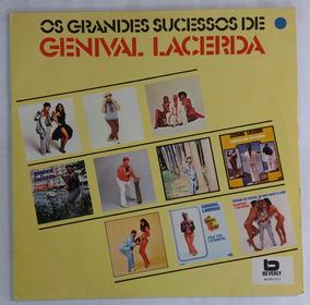 Lp - Genival Lacerda - Os Grandes Sucessos 1981