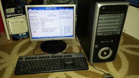 Desktop Completo Asrock N61ps 2gb Ram Amd Atlhon 64