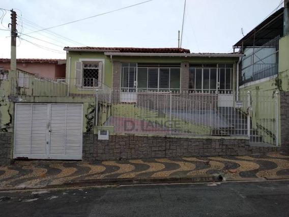 Casa Com 4 Dormitórios À Venda, 200 M² Por R$ 400.000 - Vila Industrial - Campinas/sp - Ca12778