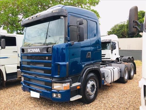 Scania R 380 (2006) 6x2