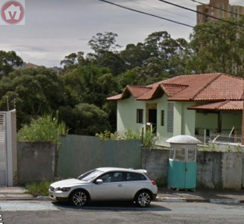 Imagem 1 de 6 de Terreno A Venda No Bairro City América Em São Paulo - Sp.  - 541-1