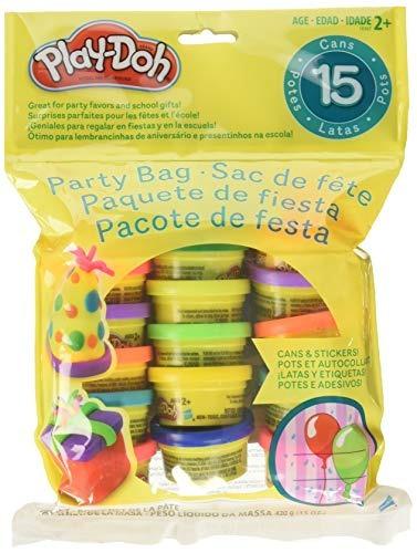 Play-doh Party Bag Masa (15 Conteo)