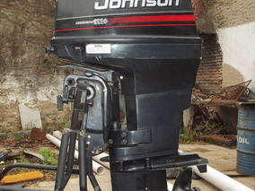 Motor Johnson 40 Hp Commercial