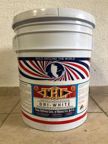 Dri White Aislante Térmico E Impermeabilizante - Cub 24 Kgs.