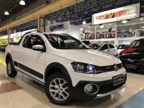 Vw Saveiro Cross 1.6 Mi Total Flex 8v Ce Km Baixo