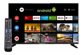 Smart Tv Android Led 32 Kanji Hd Netflix Youtube Tio Musa