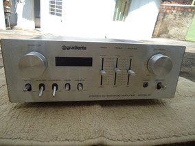 Amplificador Gradiente Model 80