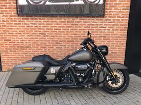 Harley Davidson Road King Special 2018 Com 3200km