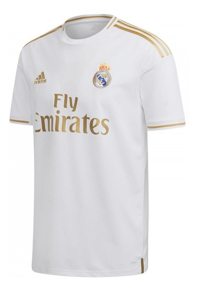 Camisa Nova Do Real Madrid Masculino - Desconto Imperdível