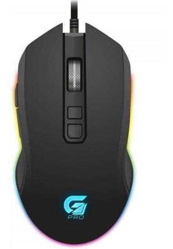 Imagem 1 de 9 de Mouse Gamer Pro M3 Rgb Preto Fortrek