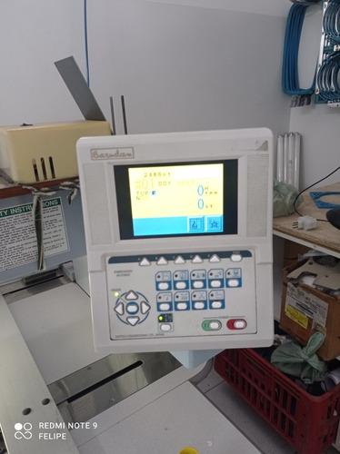 Imagem 1 de 5 de Máquina De Bordado Industrial (81)9-92902985 Chama Whatsapp