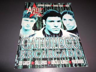 Arde Rock & Roll 3 Catupecu Machu Callejeros Manu Chao Mad