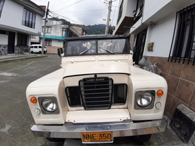 Land Rover Santana Modelo 72