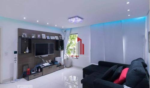 Apartamento À Venda, 70 M² Por R$ 724.000,00 - Vila Leopoldina - São Paulo/sp - Ap0855