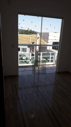 Sobrado Com 2 Dormitórios À Venda, 72 M² Por R$ 215.250,00 - Forquilhas - São José/sc - So0122