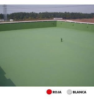 Membrana Liquida 20 Kg Impermeable Transitable En Pasta Impermeable 20kg Transitable Liquida Cubritiva Blanca Verde Roja