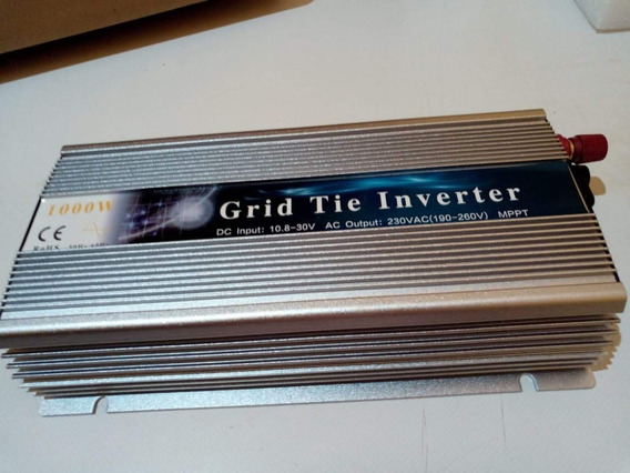 Inversor Solar On Grid 100w