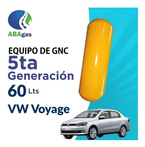 Equipo De Gnc Gas 5ta Generacion Vw Voyage Vw Virtus