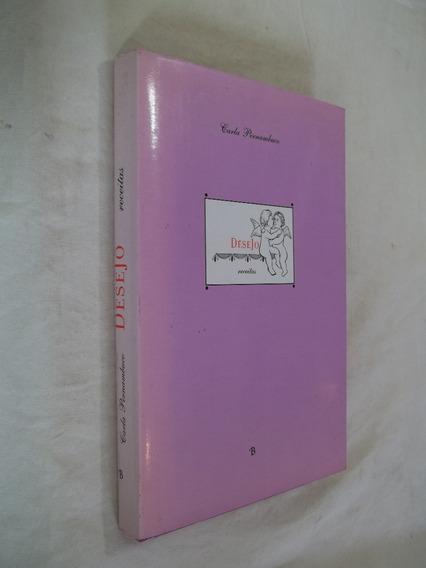 Livro - Desejo - Carla Pernambuco