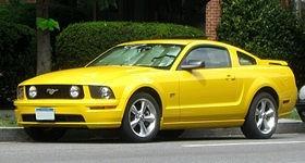 Manual De Despiece Ford Mustang (2005-2014) Español