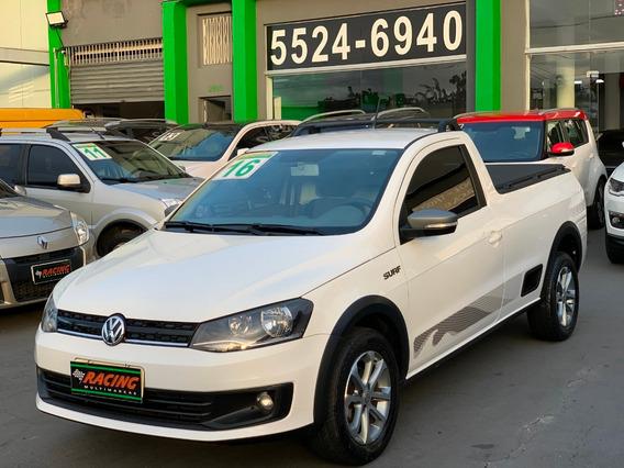 Volkswagen Saveiro Surf Cs 1.6 Flex 2016 (1 Ano De Garantia)