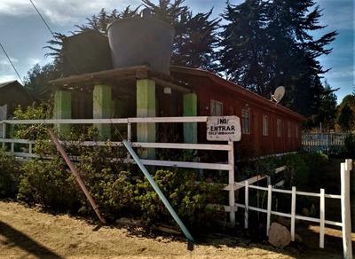 Horcon Vendo Cabañas Equipadas .cerquita .de .playa .el Tebo