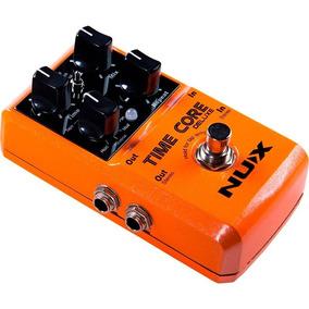 Pedal De Efeito Para Guitarra Nux Time Core Deluxe Delay