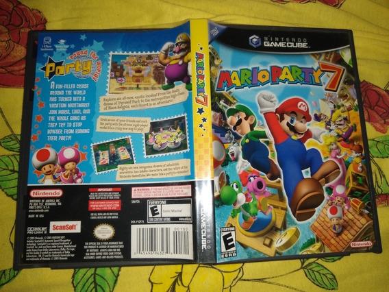 Mario Party 7 Gamecube Original