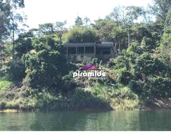 Chácara Com 4 Dormitórios À Venda, 4300 M² Por R$ 330.000 - Bom Sucesso - São José Dos Campos/sp - Ch0090