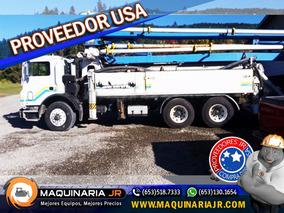 Bomba De Concreto Mack - 28 Mts 1996