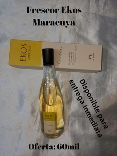 Colonia Ekos Maracuya De Natura - L a $400