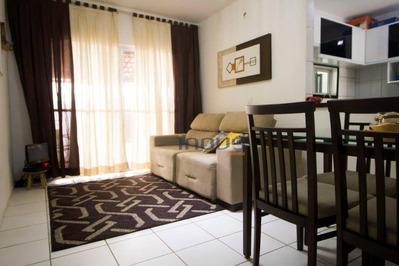 Casa Com 2 Dormitórios À Venda, 100 M² Por R$ 190.000 - Jardim Bandeirantes - Maracanaú/ce - Ca0517
