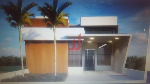 Imagem 1 de 2 de Casa À Venda, 3 Quartos, 1 Suíte, 2 Vagas, Condomínio Terras De São Francisco - Sorocaba/sp - 6831
