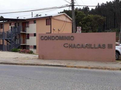 Vendo Departamento En Constitución Condominio Chac