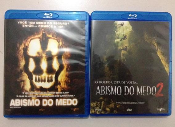 Abismo Do Medo 1 E 2 Blu Ray - Macdonald