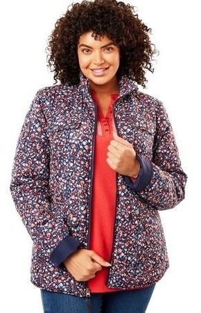 Campera Woman Within Importada Talle Plus 14 - 7737