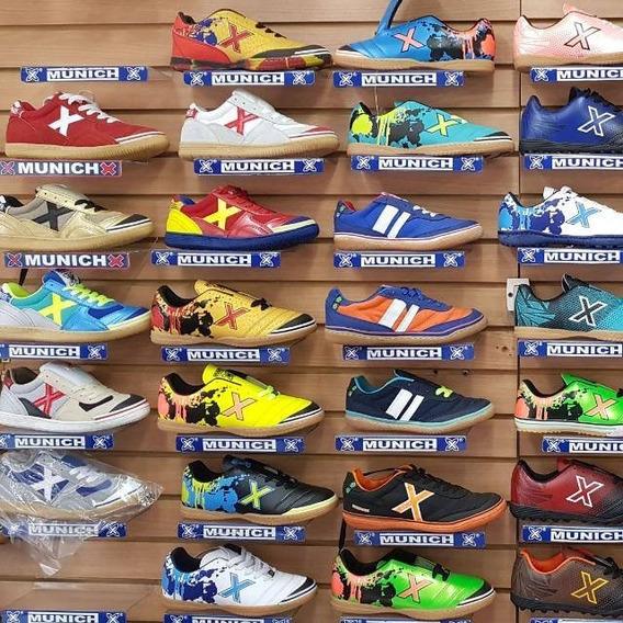 Zapatos Tenis, Zapatillas Munich Para Fútbol Sala Y Salón