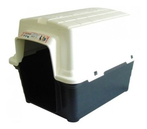 Casinha Para Pet De Plástico N3 51x51x67cm Branco