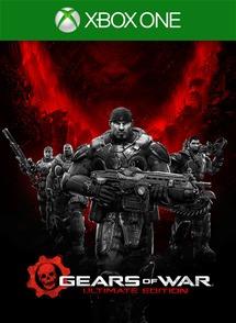 Gears Of War Ultimate Edition. Xbox One. Egishop