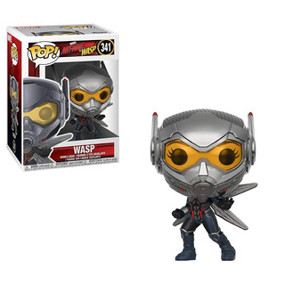 Funko Pop Wasp Marvel 341 Original - Minijuegos