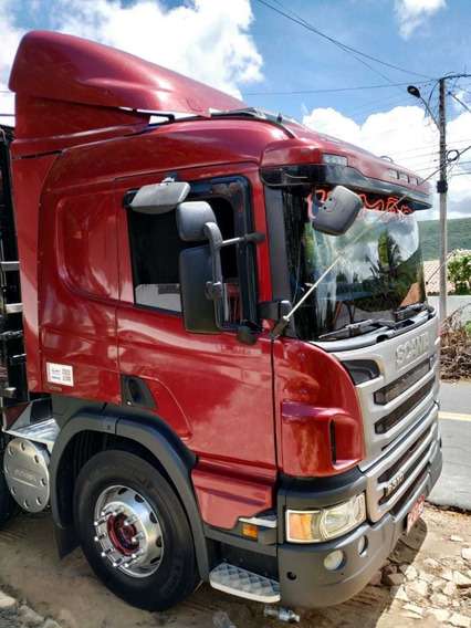 Scania P310 Bitruck Carroceria